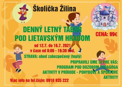 Letáky plagáty Tigerprint Žilina