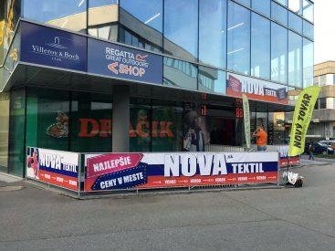 Reklamné banery Žilina