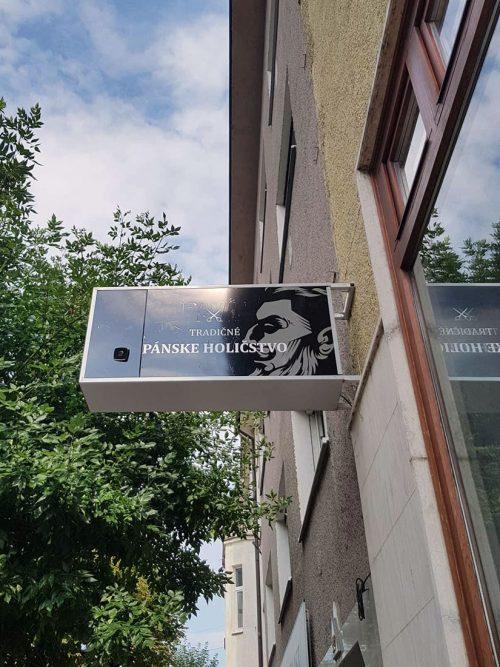Svetelná reklama Žilina